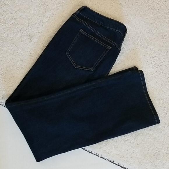 Torrid Relaxed Bootcut Jeans Sz 16R